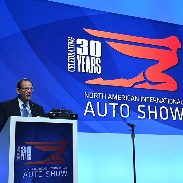 We hope that all our Media are enjoying their day with the @naiasdetroit ! Tell us your favorite reveal you saw at the Motor City's Auto Show today. If you want to tune in for the excitement follow the livestream link in our bio. #NAIAS #NAIAS2019