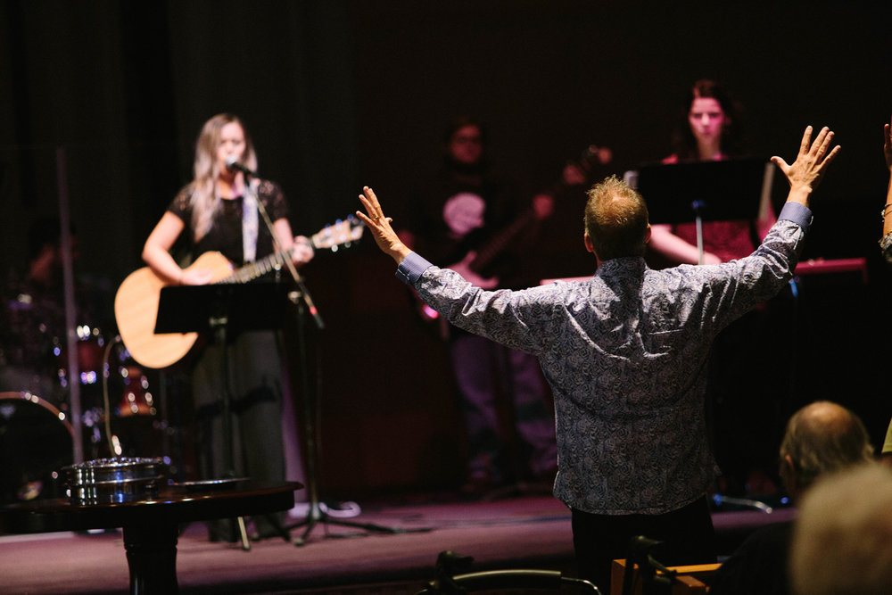 Vibrant Worship & Teaching from the Bible - We are not perfect people but we sure are grateful for what Jesus has done for us! We celebrate this through song, giving, and learning how we can look more like the Jesus in the Bible.