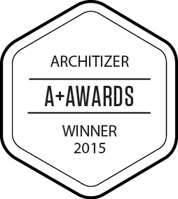 ARCHITIZER A+ Award Product 2015