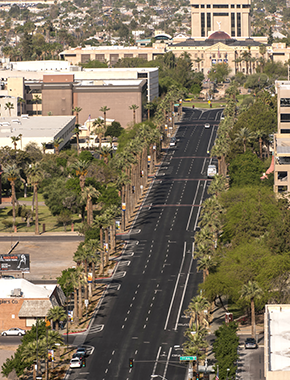 Centennial Way Federal Aid Transportation Enhancement (City of Phoenix).