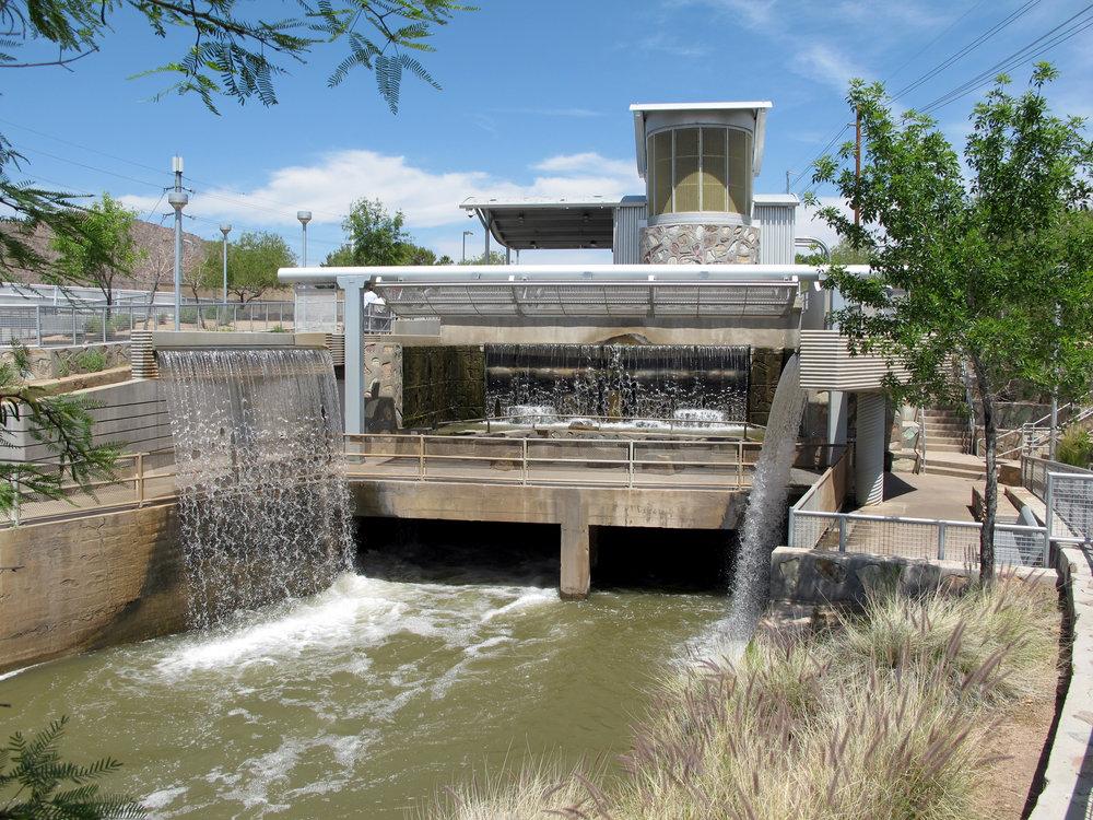 Arizona Falls Canal Bank Enhancement CMAR