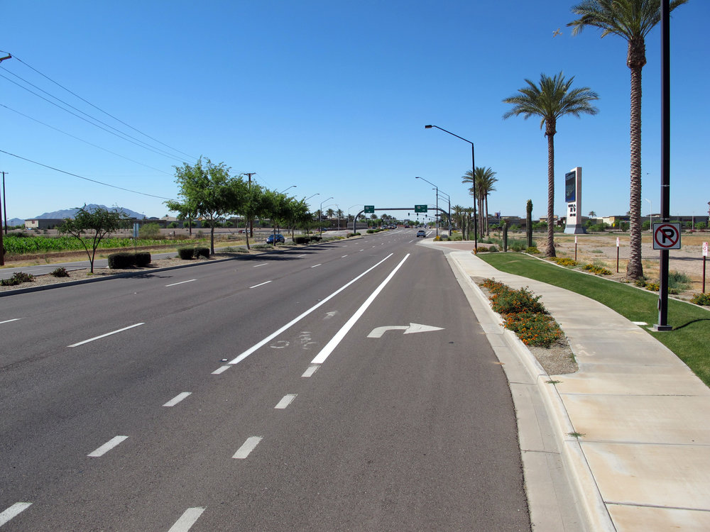 Gilbert Road/Pecos Road Improvements DB