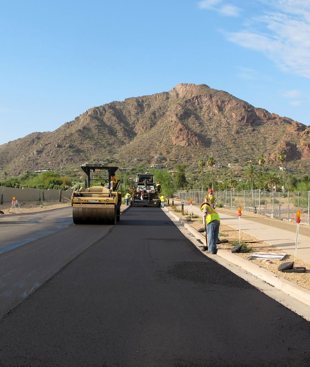 56th Street Reconstruction CMAR