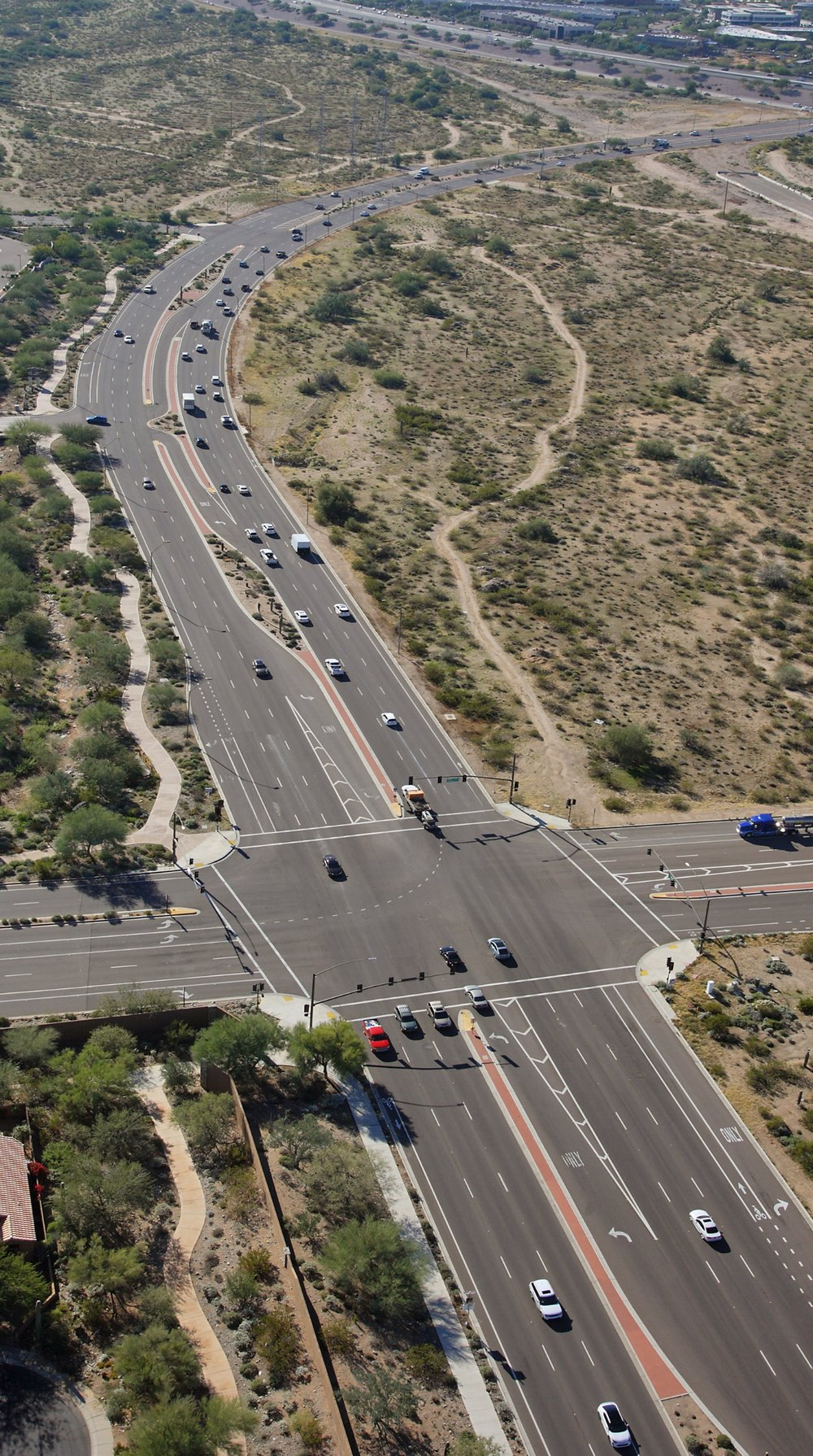 Pima Road Improvements CMAR