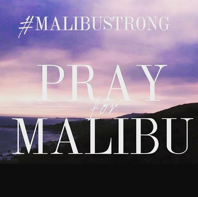Malibu is the birth place of @commonwealthlifestyle #cwlfoundation .. we have hosted so many beautiful breakfasts in our community and shared so many stories. We will support our friends and neighbors that have lost their homes . Please donate to us at commonweathlifestyle.org and we will give proceeds to the families that need us at this sad time .💜💔