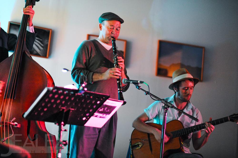 Rent Party performs at Lemon Lounge. Photo credit: Jealex Photo