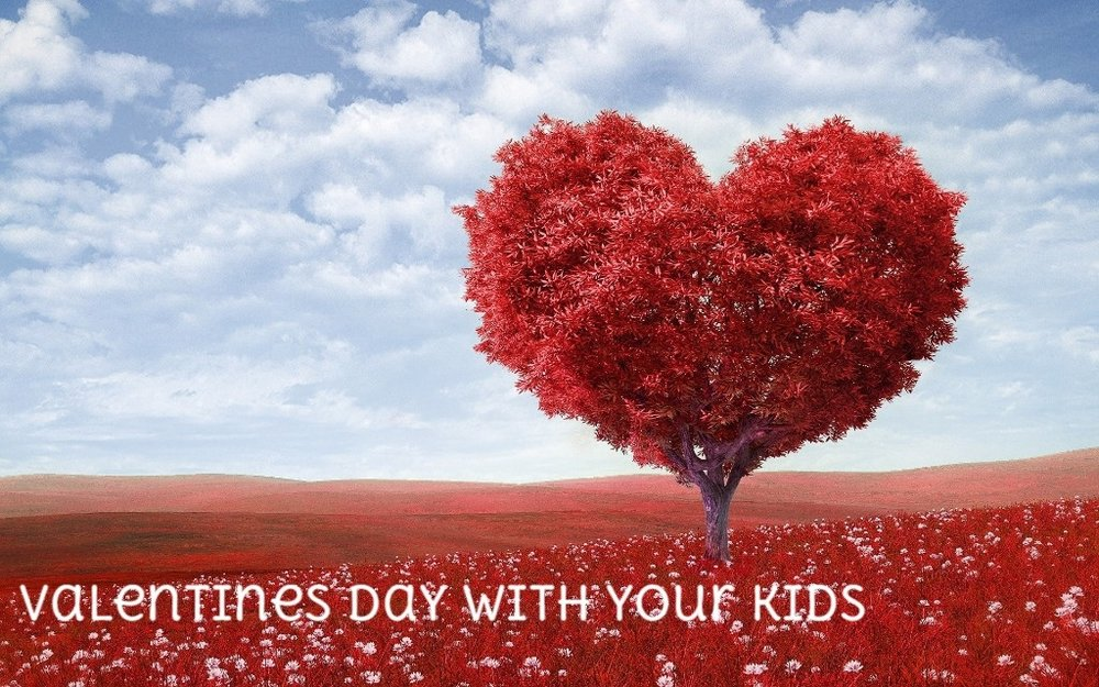 Easy Inexpensive Valentines Day Presents For Your Kids Elise