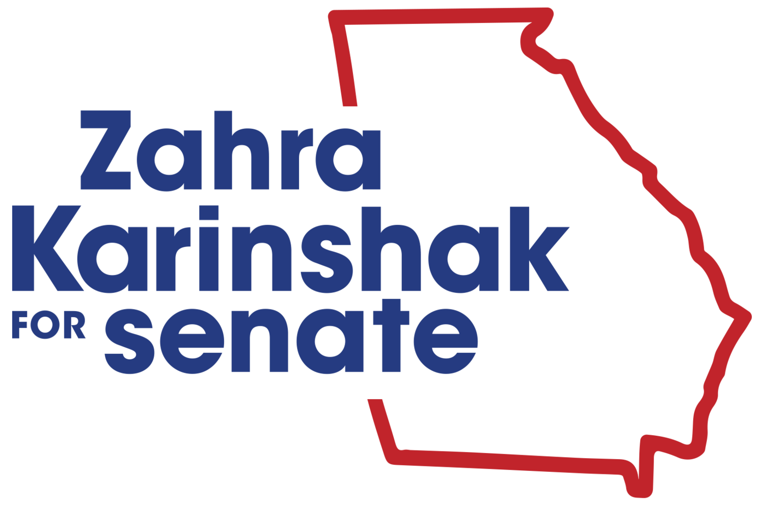 Zahra Karinshak for Senate