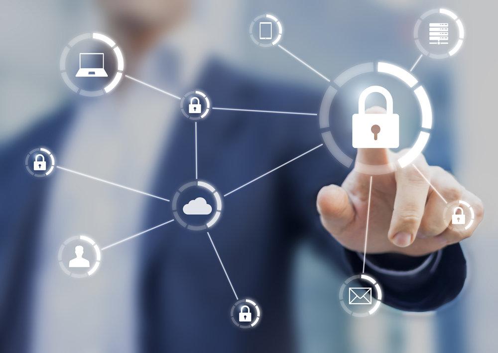 Daten schützen. - Datenschutz-Bestimmungen für Mitarbeiter, Kunden und Geschäftspartner einhalten.