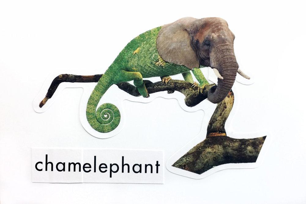 Chamelephant 4x6 Print.jpg