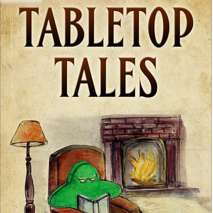 """Traitors""  in  Tabletop Tales: Vol 1"