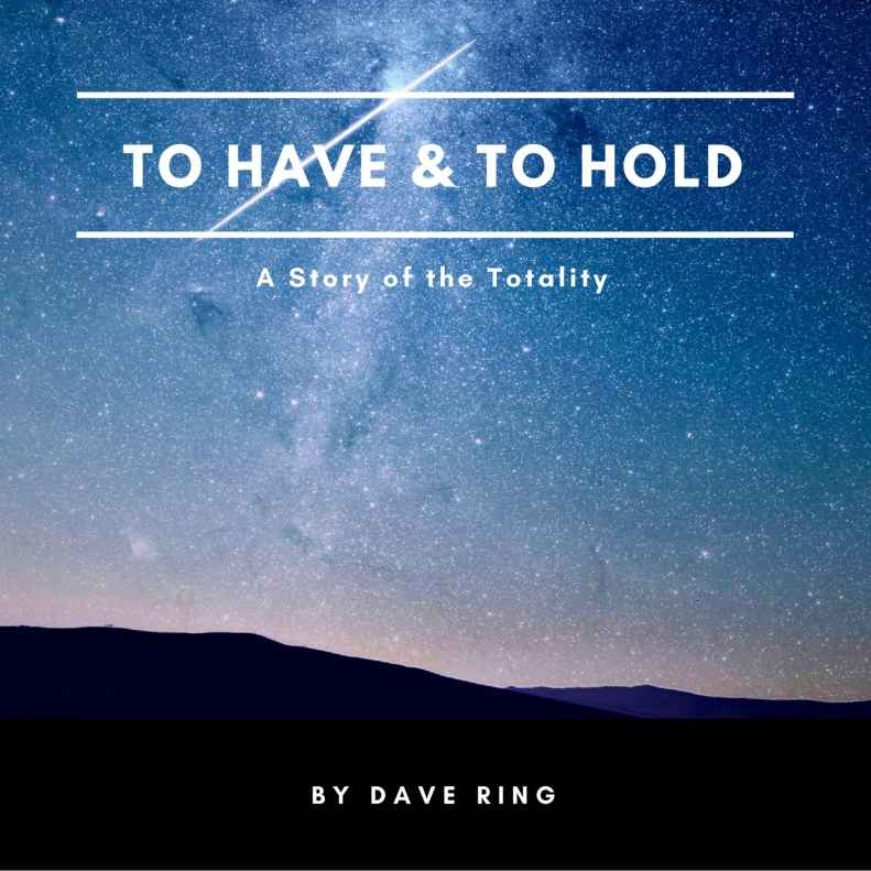 """To Have and To Hold""   in print and ebook at Amazon"