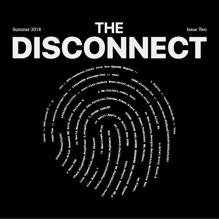 """Overdue""   in The Disconnect #2"