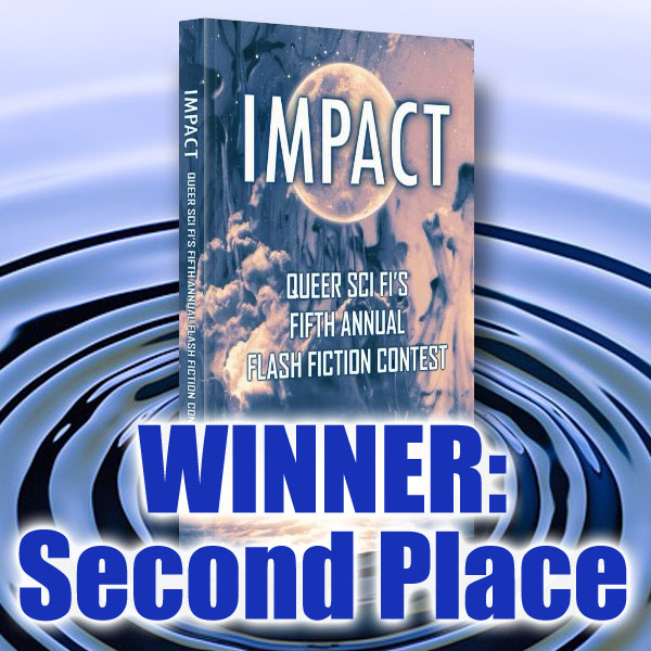 """Clickbait""  2nd Place Winner in the QSF Collection "" Impact """