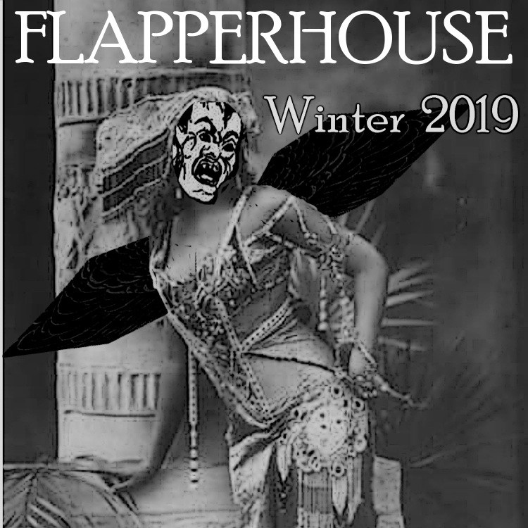 """""""And Nothing But""""   in FLAPPERHOUSE #20"""