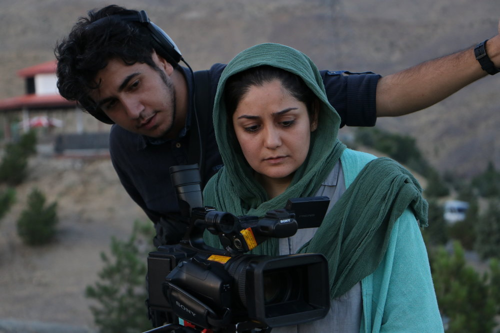 Female filmmaker documentary
