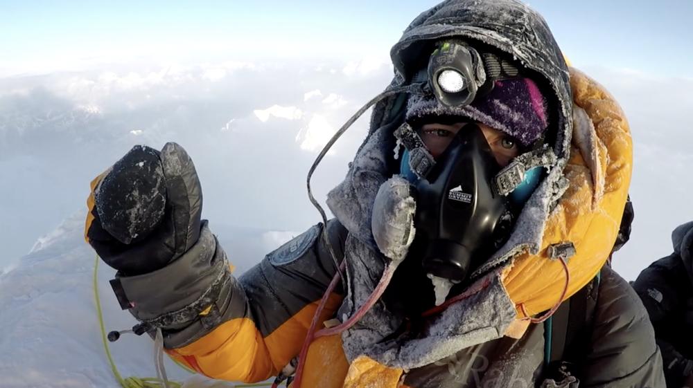 Beyond the highest peak -