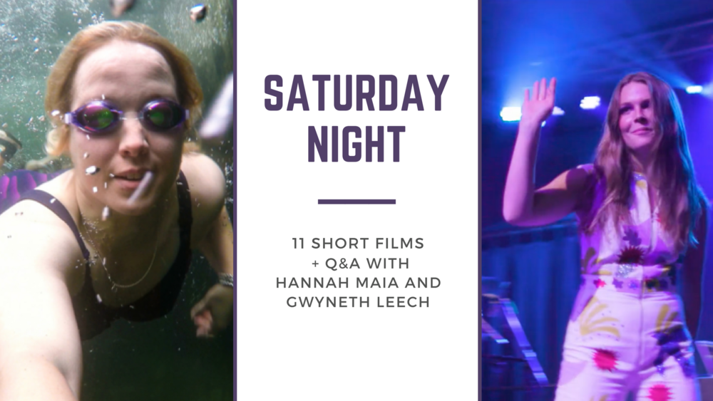 My Big White Thighs and Me - Screening at Feminista Film Festival Saturday night