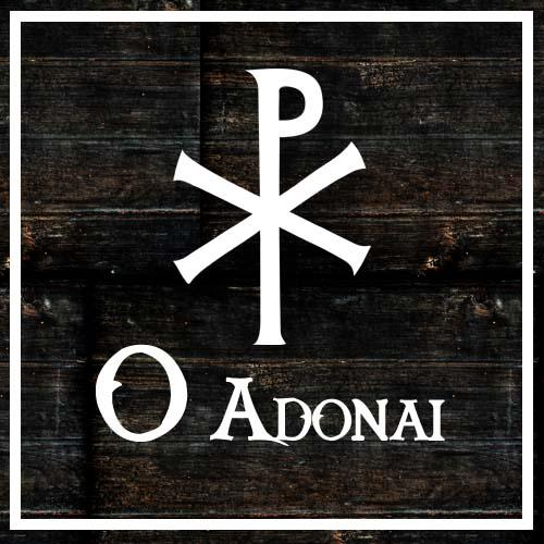 O Adonai Antiphon