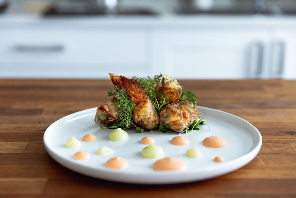 Vancouver fine dining - event catering Vancouver, North Vancouver, Sunshine Coast - Chef Evan Elman Private Dining