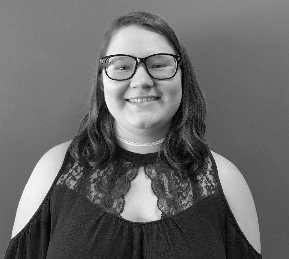 Sabrina Smith, Design Intern