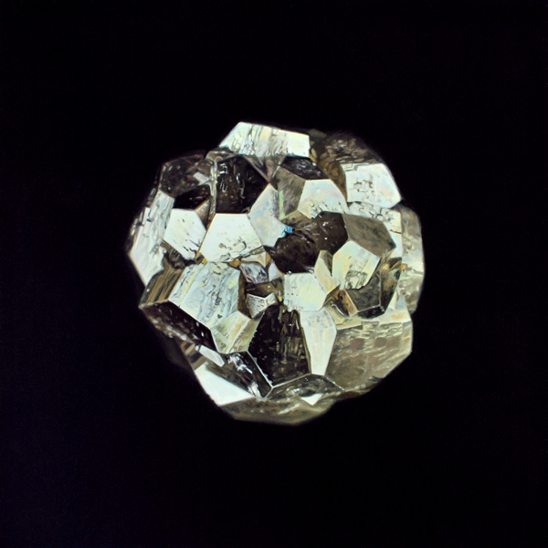 'Pyrite Asteroid' by Carly Waito
