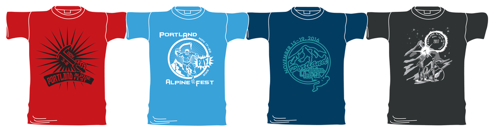 PAF Shirts Front