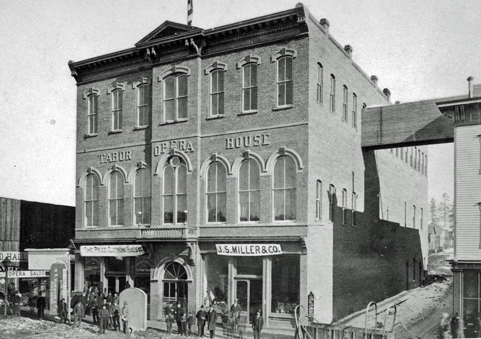 Tabor Opera House early years.jpg
