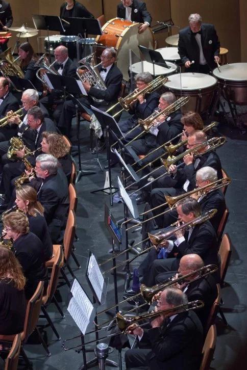 Visit The Denver Concert Band's Website