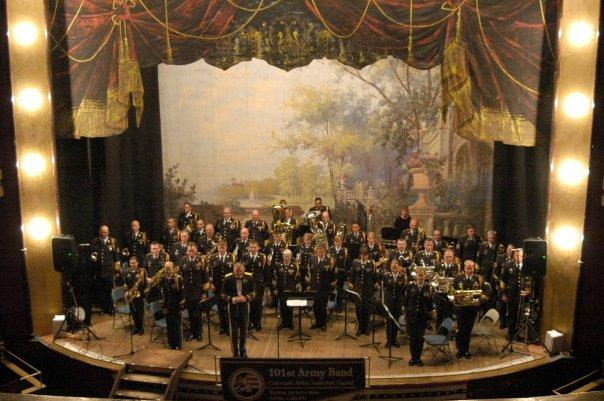 Visit The 101st Army Band's Website