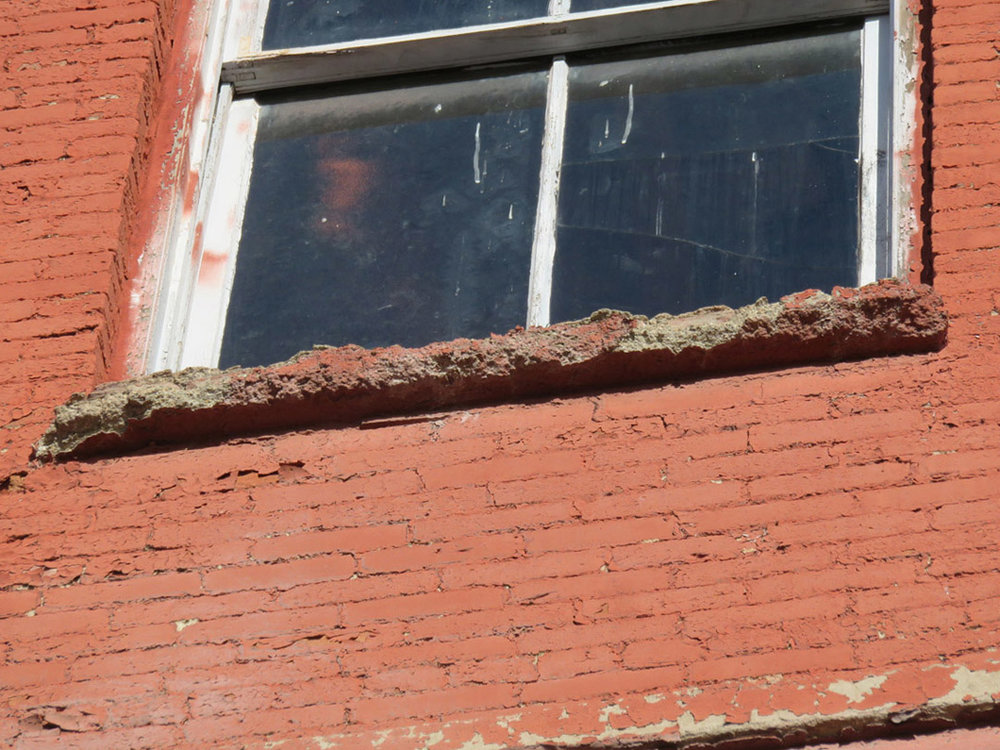 Tabor Opera House window sill deterioration recent.jpg