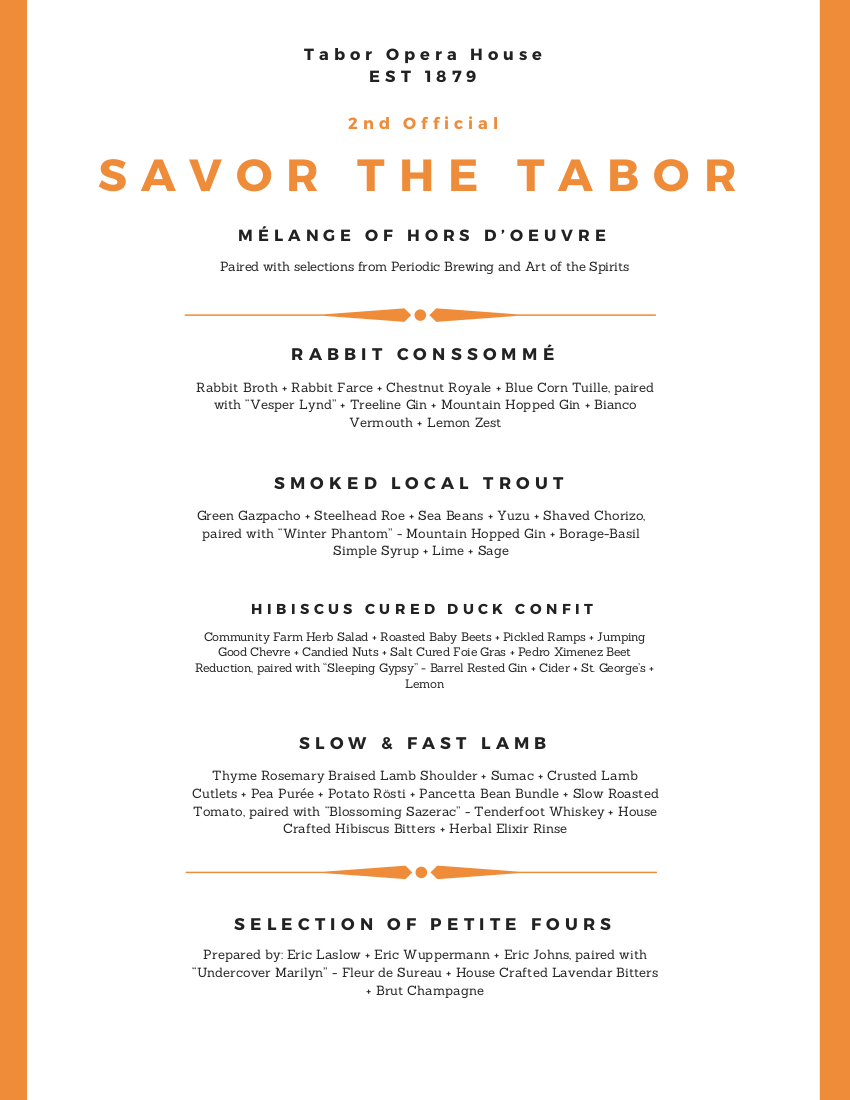 Savor the Tabor Menu 2019.png