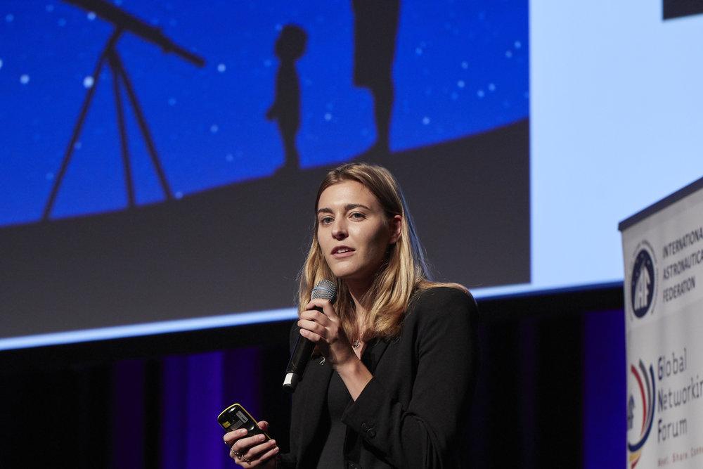 SpaceGen Entrepreneurs Forum - IAC 2018