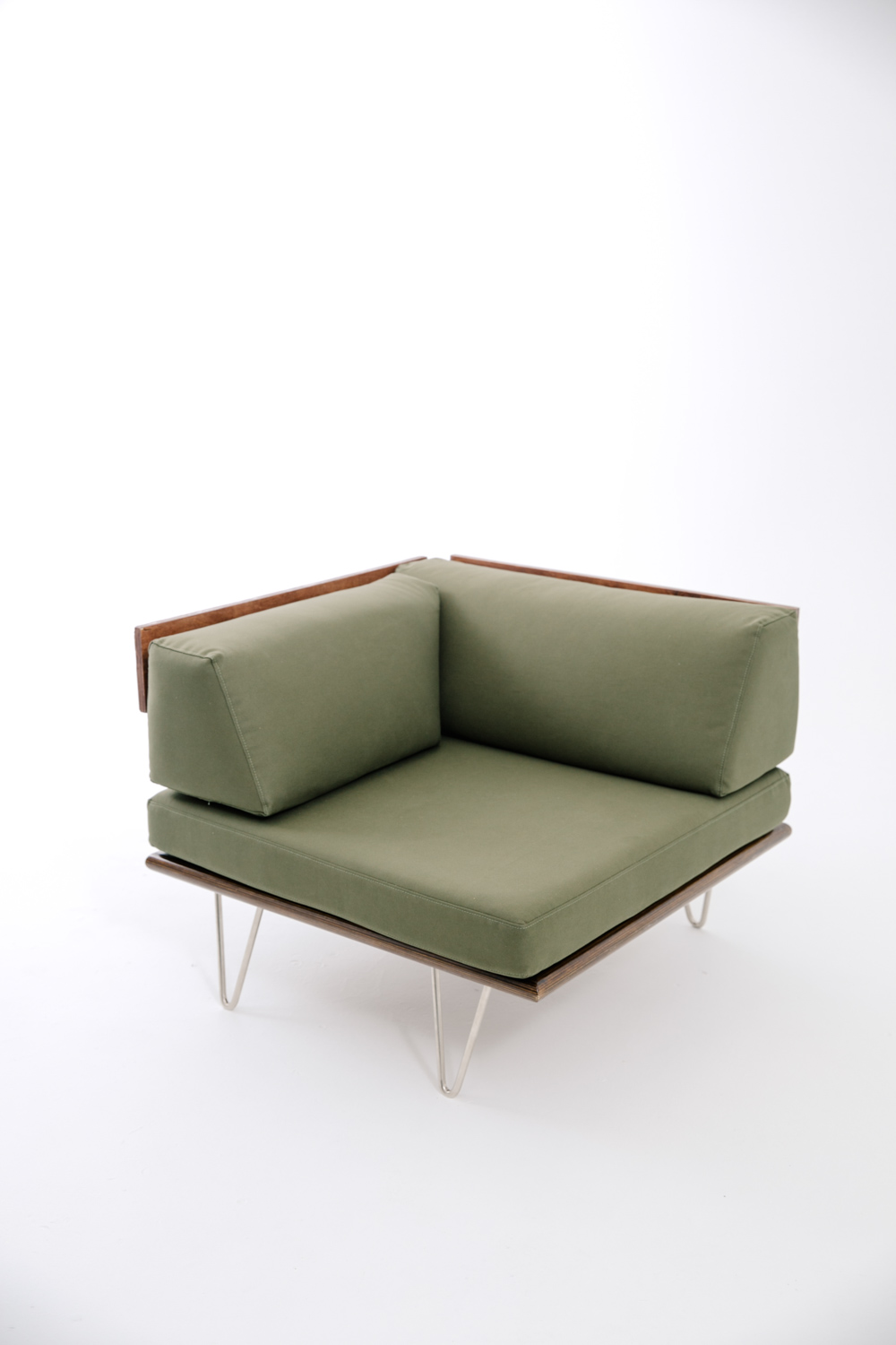 Modernica Army Green Corner Piece