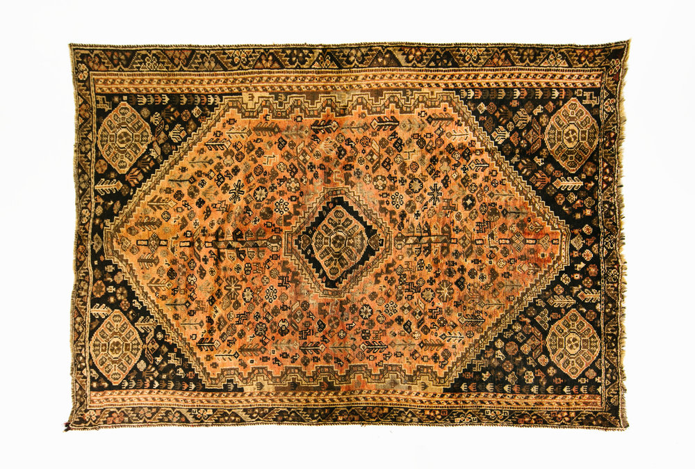 Golden Boy Large Rug