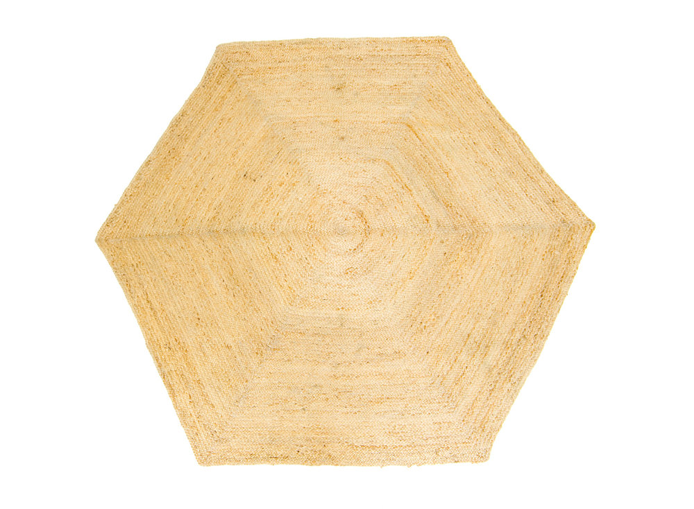 Hexagon Jute