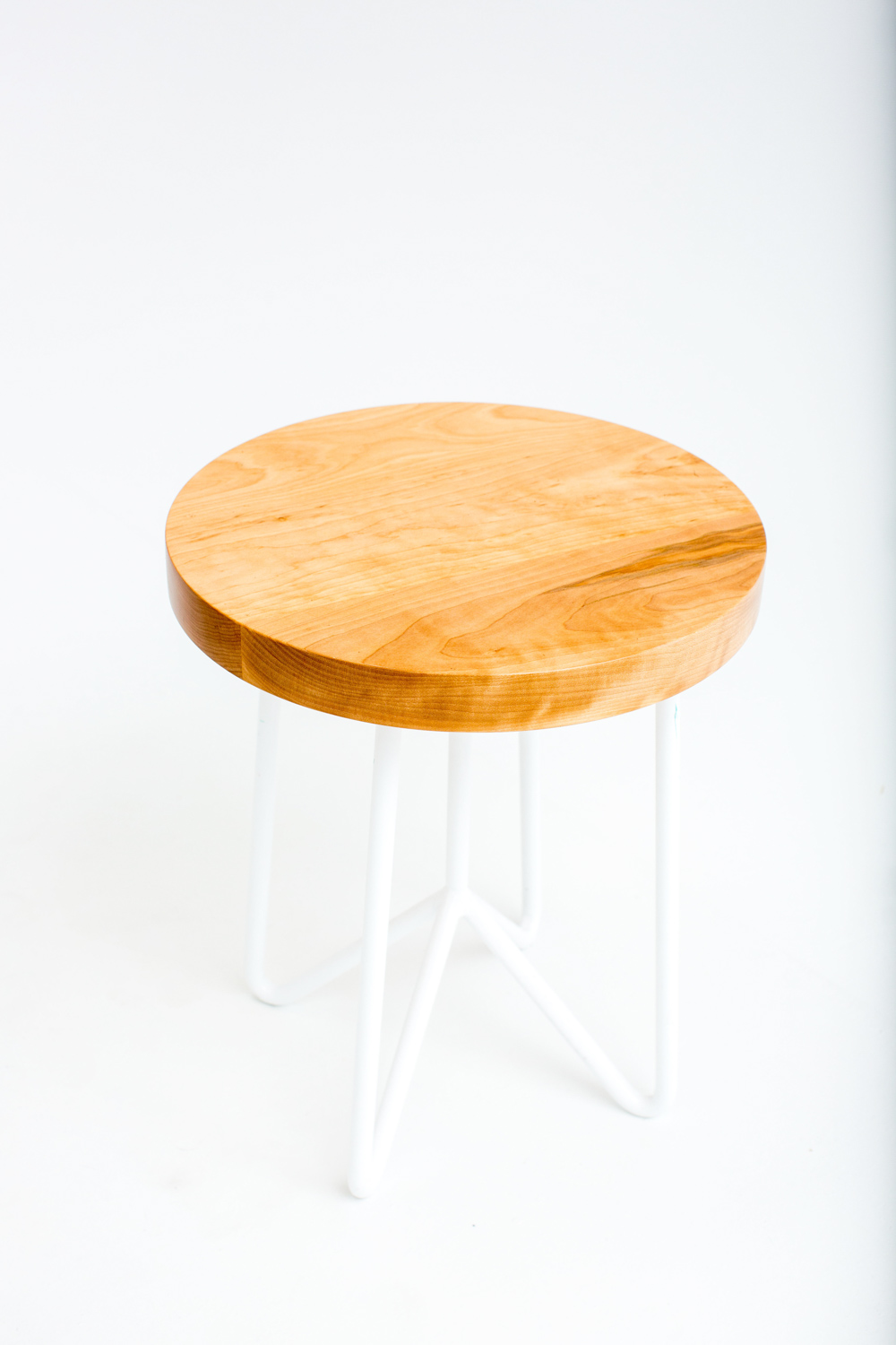 Yeah! Cafe Stool White