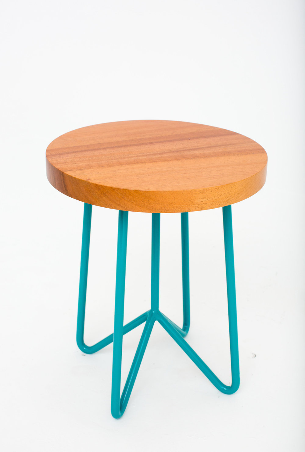 Yeah! Cafe Stool Teal