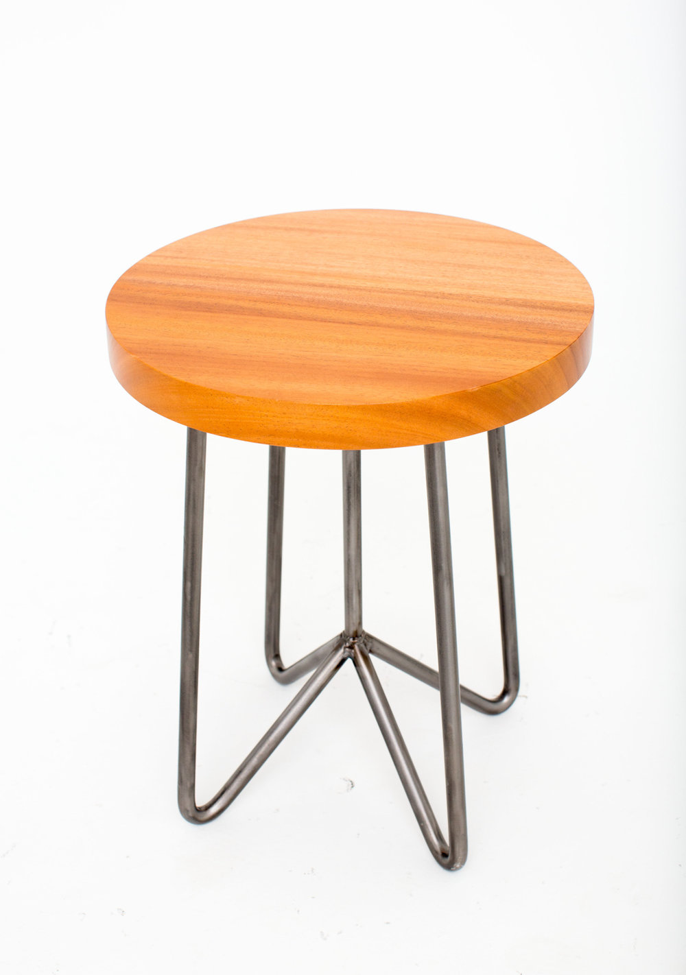 Yeah! Cafe Stool Steel