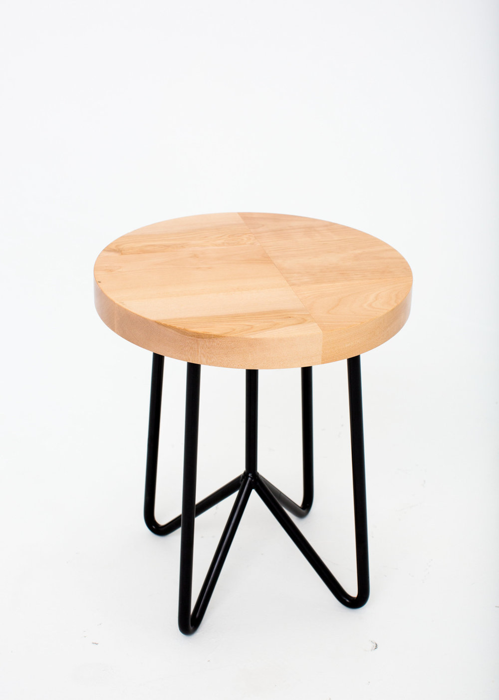 Yeah! Cafe Stool Black