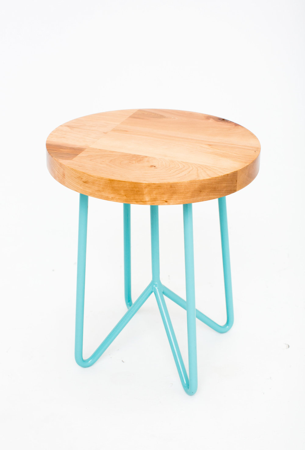 Yeah! Cafe Stool Powder Blue