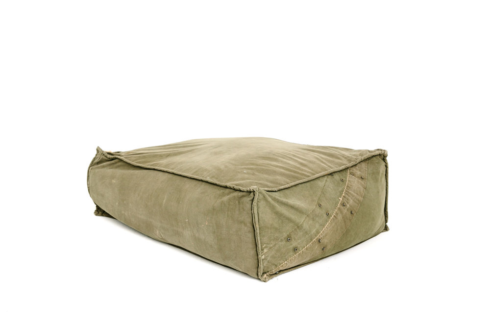 Huge Army Floor Cushion