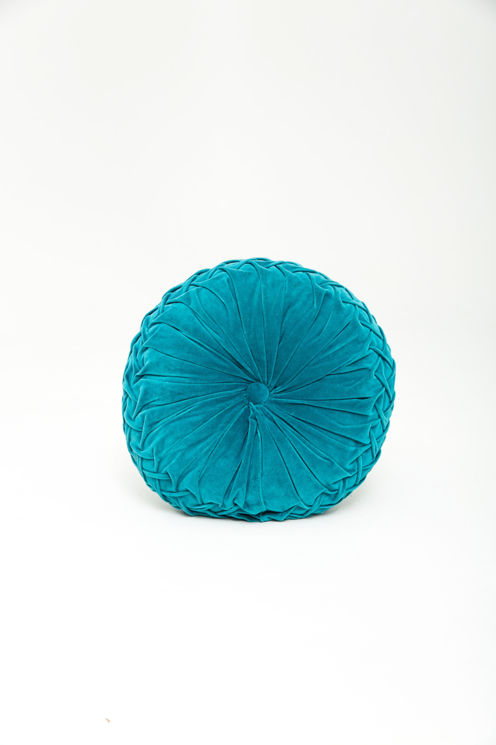 Teal Floor Pillow