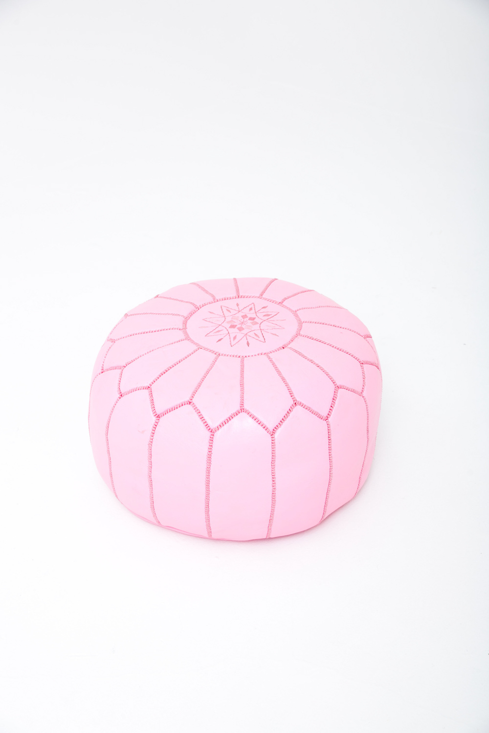 Light Pink Pouf