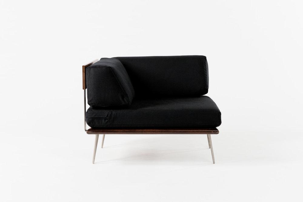 Modernica Black Corner Piece
