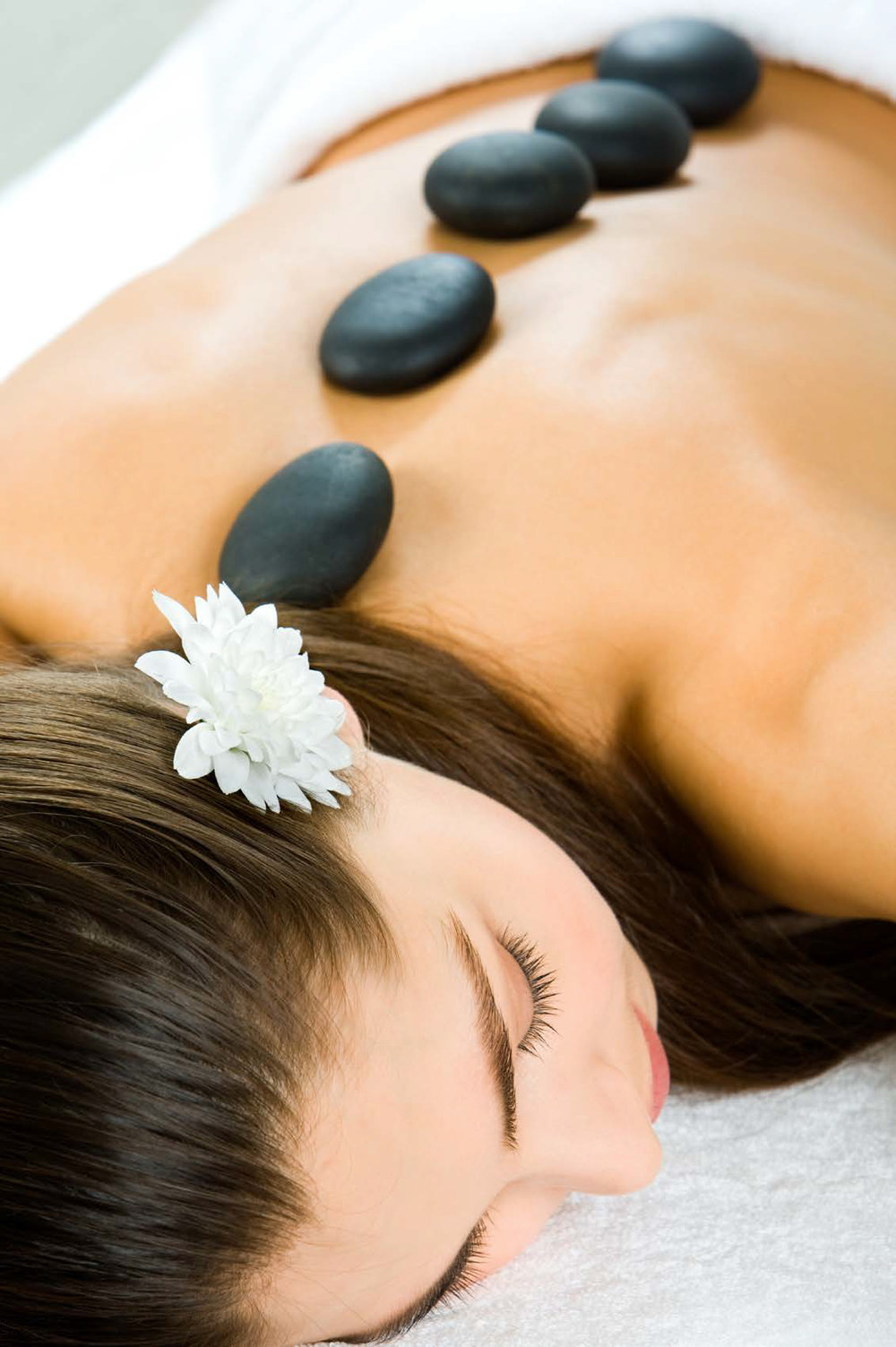 MASSAGES - GÁNGA: LYMPHATIC DRAINAGEStimulates lymphatic circulation to remove toxins from the body.LOTUS FLOWER: HOT STONESHeated stones are placed on the body's energy points to provide energy, oxygenate the skin, revitalize and relax, and stimulate circulation.ANANDA: CHOCOLATEChocolate has antioxidant properties, increases serotonin levels and invigorates the body.DHYANA: ANTIOXIDANT WITH WINEAntioxidants slow aging by improving circulation to generate firmer, smoother and hydrated skin.ASANA: THERAPEUTICCorrective and preventive therapy to reverse the effects of stress, tension, and pain over time; increases vitality and improves functioning of the immune system.SENSORIA MASSAGE: 4 HANDSMassage performed simultaneously by two masseurs to make you feel totally relaxed.