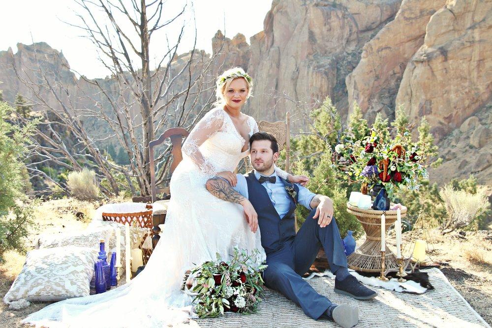Wedding photographer - bend, oregon & the west coast