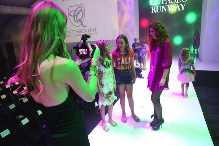 On location - El Paseo Fashion Week