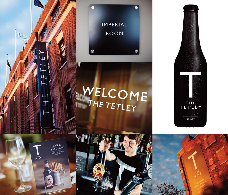 Thet Tetley - Branding