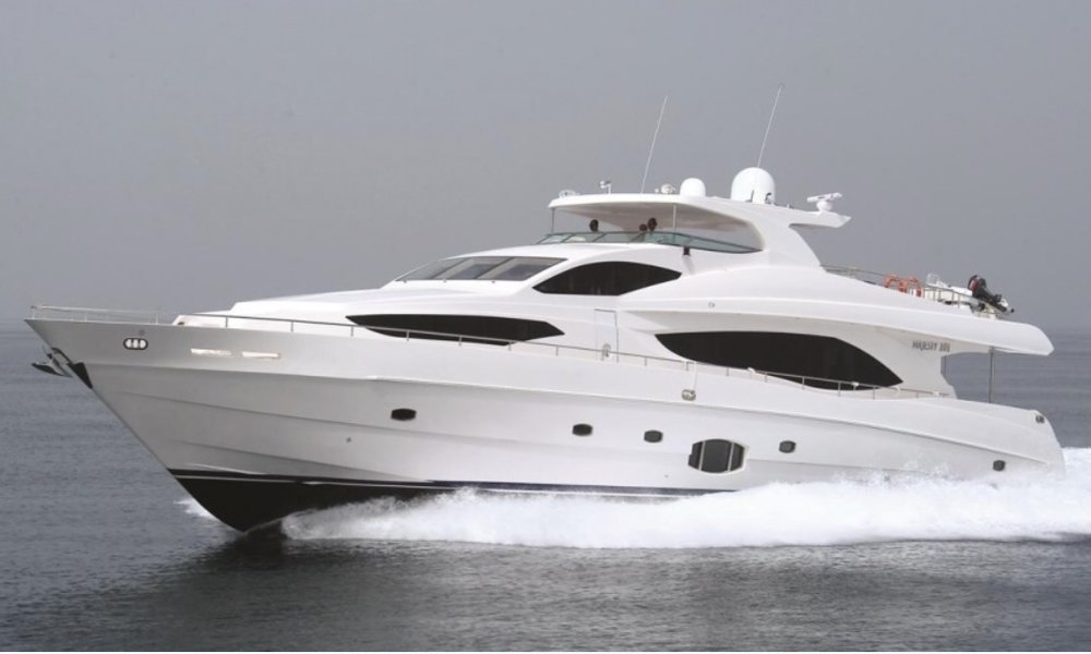 101' Majesty - 20134 hr $6,5008 hr $10,000Week $60,000 + Expenses
